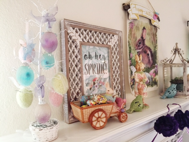 Spring and Easter Vignettes