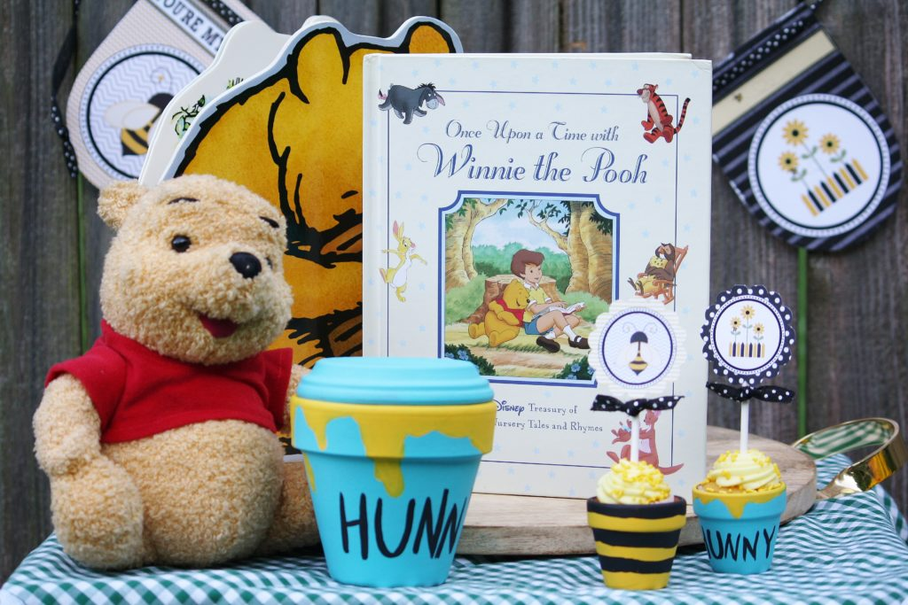 How to Host a Backyard Pooh Party